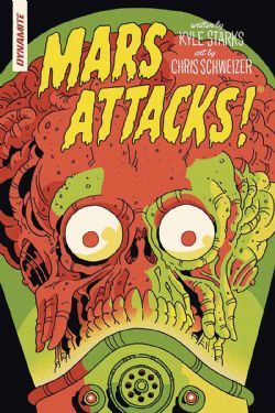 MARS ATTACKS -  MARS ATTACKS TP