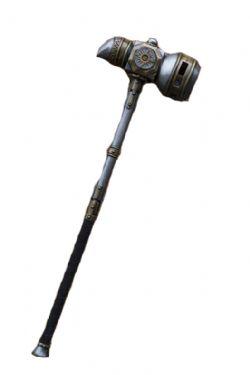 MARTEAUX -  MARTEAU DU SOLEIL (LATEX) (140 CM)