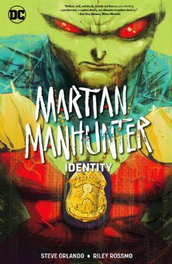 MARTIAN MANHUNTER -  IDENTITY TP