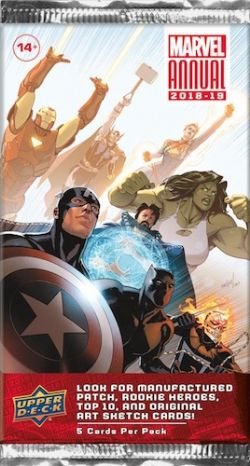 MARVEL -  ANNUAL 2018-19 (P5/B20)