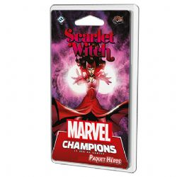 MARVEL CHAMPIONS : LE JEU DE CARTES -  SCARLET WITCH (FRANÇAIS)