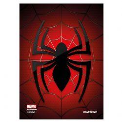 MARVEL CHAMPIONS : LE JEU DE CARTES -  SPIDER-MAN SLEEVES (50)