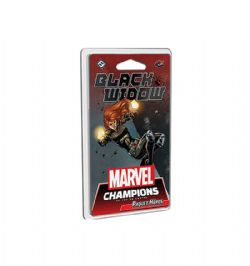 MARVEL CHAMPIONS : THE CARD GAME -  BLACK WIDOW (ANGLAIS)