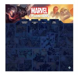 MARVEL CHAMPIONS : THE CARD GAME -  GAME MAT 1-4 JOUEURS (ANGLAIS)