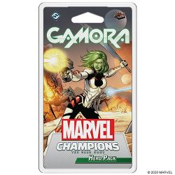 MARVEL CHAMPIONS : THE CARD GAME -  GAMORA (ANGLAIS)