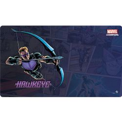 MARVEL CHAMPIONS : THE CARD GAME -  HAWKEYE GAME MAT (61CM X 30CM)