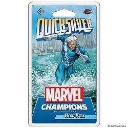 MARVEL CHAMPIONS : THE CARD GAME -  QUICKSILVER (ANGLAIS)