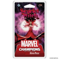 MARVEL CHAMPIONS : THE CARD GAME -  SCARLET WITCH (ANGLAIS)