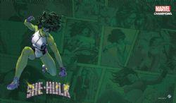 MARVEL CHAMPIONS : THE CARD GAME -  SHE-HULK GAME MAT (61CM X 30CM)
