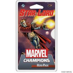 MARVEL CHAMPIONS : THE CARD GAME -  STAR LORD (ANGLAIS)