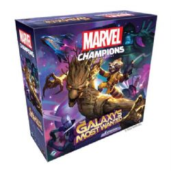 MARVEL CHAMPIONS : THE CARD GAME -  THE GALAXY'S MOST WANTED (ANGLAIS)