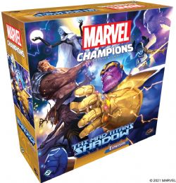 MARVEL CHAMPIONS : THE CARD GAME -  THE MAD TITAN'S SHADOW (ANGLAIS)
