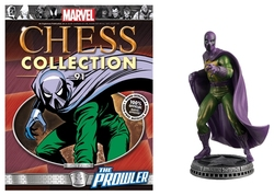 MARVEL CHESS COLLECTION -  PROWLER (MAGAZINE ET FIGURINE) 91