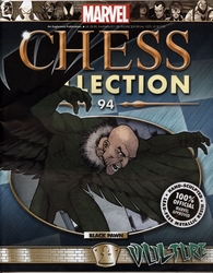 MARVEL CHESS COLLECTION -  VULTURE (MAGAZINE ET FIGURINE) 94