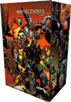 MARVEL -  COFFRET MARVEL EVENTS X-MEN