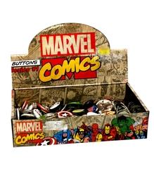 MARVEL COMICS -  MACARON DIVERS (1