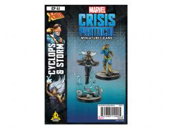 MARVEL : CRISIS PROTOCOL -  CYCLOPS & STORM (ANGLAIS)