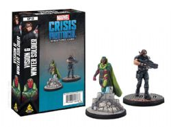 MARVEL : CRISIS PROTOCOL -  VISION & WINTER SOLDIER (ANGLAIS)