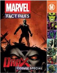 MARVEL FACT FILES COLLECTION -  DRAX NUMÉRO SPÉCIAL MARVEL (MAGAZINE ET FIGURINE) 06