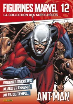 MARVEL -  FIGURINE ET MAGAZINE - ANT MAN -  LA COLLECTION DES SUPER-HÉROS 12