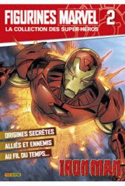 MARVEL -  FIGURINE ET MAGAZINE- IRON MAN -  LA COLLECTION DES SUPER-HÉROS 02