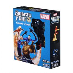 MARVEL HEROCLIX -  FANTASTIC FOUR - COSMIC CLASH