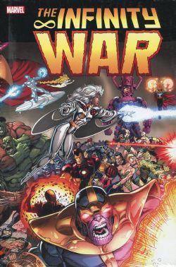 MARVEL -  INFINITY WAR OMNIBUS HC