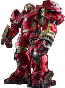 MARVEL -  IRON MAN - DELUXE EDITION SIXTH SCALE FIGURE - AVENGERS AGE OF ULTRON -  HOT TOYS