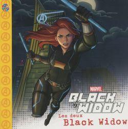 MARVEL -  LES DEUX BLACK WIDOW -  BLACK WIDOW