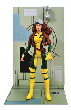 MARVEL SELECT -  FIGURINE ARTICULÉE DE ROGUE (24CM)