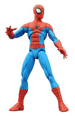 MARVEL SELECT -  FIGURINE ARTICULÉE DE SPIDER-MAN (25 CM)