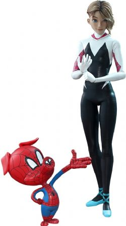 MARVEL -  SPIDER-GWEN SIXTH SCALE FIGURE -  HOT TOYS
