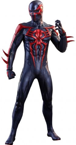 MARVEL -  SPIDER-MAN (SPIDER-MAN 2099 BLACK SUIT) SIXTH SCALE FIGURE -  HOT TOYS