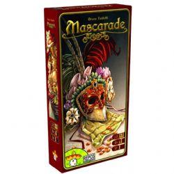 MASCARADE -  JEU DE BASE (ANGLAIS)