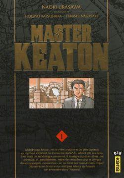 MASTER KEATON -  USAGÉ - INTÉGRALE DE LUXE (V.F.) 01