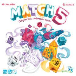 MATCH 5 (FRANÇAIS)