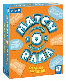 MATCH-O-RAMA -  JEU DE BASE (ANGLAIS)