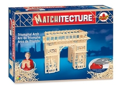 MATCHITECTURE -  ARC DE TRIOMPHE (1750 MICROMADRIERS)