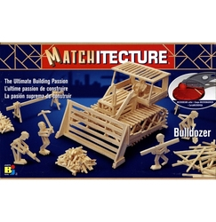 MATCHITECTURE -  BULLDOZER (500 MICROMADRIERS)
