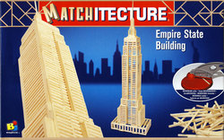 MATCHITECTURE -  EMPIRE STATE BUILDING (650 MICROMADRIERS)
