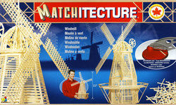 MATCHITECTURE -  MOULIN À VENT (2700 MICROMADRIERS)