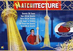 MATCHITECTURE -  TOUR CN DE TORONTO (1500 MICROMADRIERS)