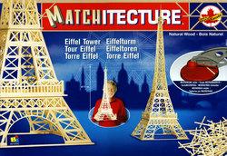 MATCHITECTURE -  TOUR EIFFEL (1150 MICROMADRIERS)