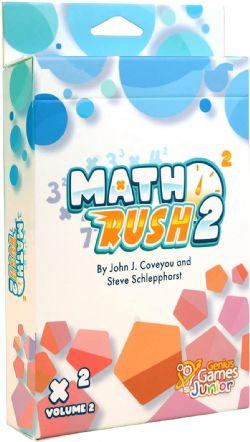 MATH RUSH 2 (ANGLAIS)