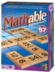 MATHABLE -  DOMINO (MULTILINGUE)