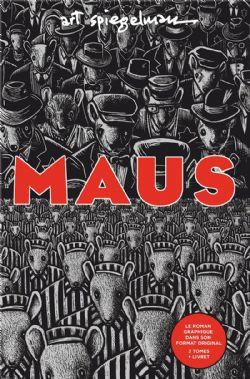 MAUS -  UN SURVIVANT RACONTE - COFFRET EN 2 VOLUMES