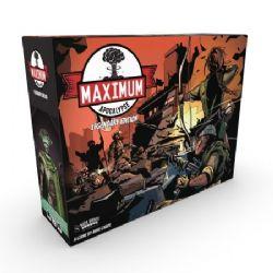 MAXIMUM APOCALYPSE -  LEGENDARY BOX + FIGURINES (ANGLAIS)