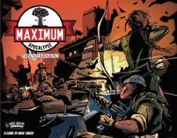 MAXIMUM APOCALYPSE -  LEGENDARY EDITION (ANGLAIS)