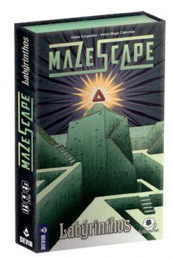 MAZESCAPE -  LABYRINTHOS (ANGLAIS)