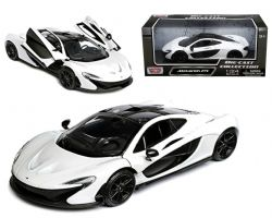 MCLAREN -  MC LAREN P1 MJ EXCLUSIVE 1/24 - BLANC